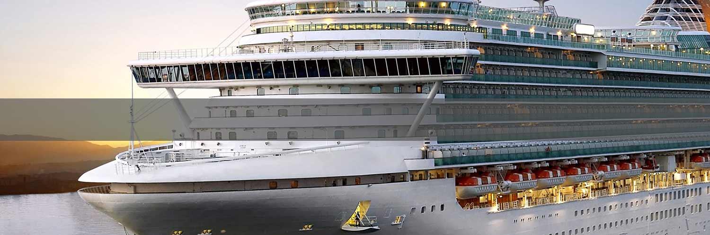 مجری تور کشتی کروز تمامی مقصد ها
