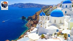سانتورینی تور یونان