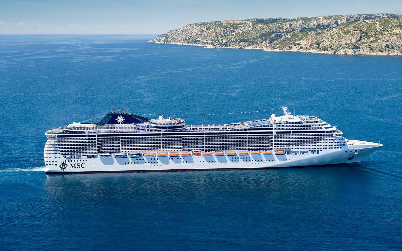 تور کشتی کروز امریکای جنوبی